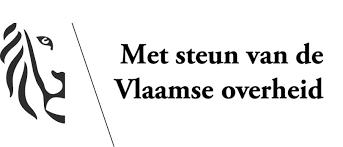 Met steun van de Vlaamse overheid